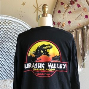 Tops - Jurassic Valley Long Sleeve Shirt